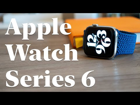 Apple Watch Series 6 Review (battery life, braided solo loop, blood oxygen, and more)