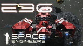 Space Engineers Multiplayer - E36 - Lost in Space