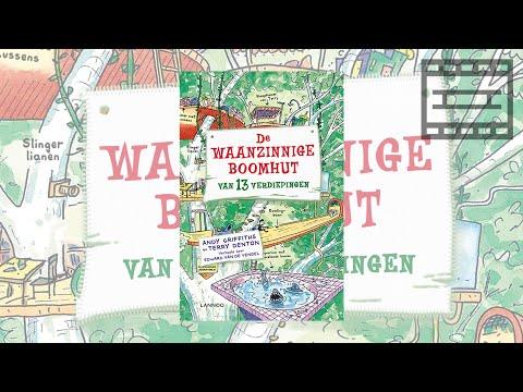 """De Waanzinnige Boomhut: """"Krankzinnige humor en magische theatertovenarij"""""""