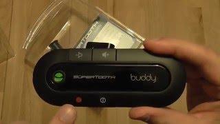 Supertooth Buddy Unboxing Installation: Taugt der Amazon Bestseller ?