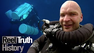 Video Monty Halls' Dive Mysteries: The Curse of The Blue Hole | History Documentary | Reel Truth History MP3, 3GP, MP4, WEBM, AVI, FLV Agustus 2019