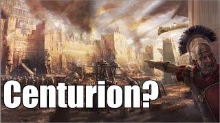 What Is A Roman Centurion?