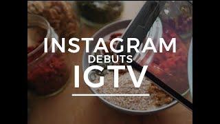 Instagram debuts IGTV, a new standalone app for longer videos