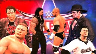 WWE 2K16: Wrestlemania 32 Highlights Montage