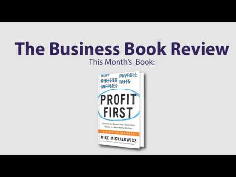 Business Book Review: Profit First by Mike Michalowicz