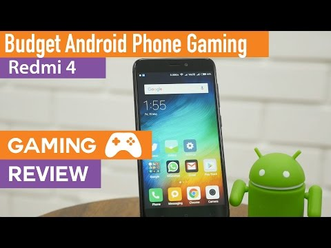 Redmi 4 Gaming Review - From Casual to Heavy Gaming?