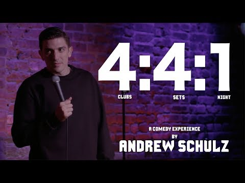 4:4:1 - A Comedy Experience by Andrew Schulz (Stand Up Comedy 2017) (HD)