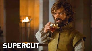 SUPERCUT - Tyrion's Most Witty Moments