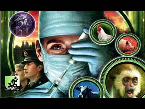 Rahdo Runs Through►►► Pandemic: State of Emergency