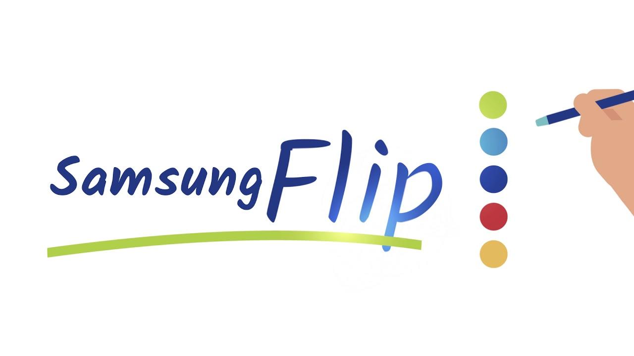 Samsung Flip: Das Flipchart wird digital