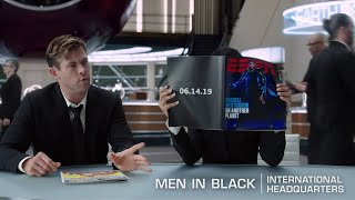VIDEO: MEN IN BLACK – NBA Finals Spot Teaser