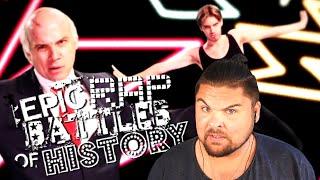 Epic Rap Battles of History Rasputin vs Stalin Reaction (ERB)