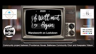 We'll meet again, Wandsworth on Lockdown (Short version without the intro)