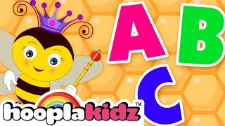 ABC Song For Children | Learn ABC With HooplaKidz