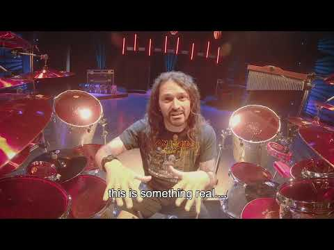 BLU-RAY & DVD ALL ACCESS TO AQUILES PRIESTER'S DRUMMING (OFFICIAL TEASER) 4K