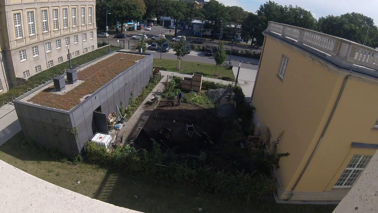 Timelapse Schulgarten