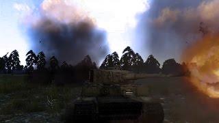 Fury (2014) Tiger Battle - Recreated in War Thunder