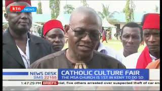 First Catholic church to hold cultural diversity fair in Kenya