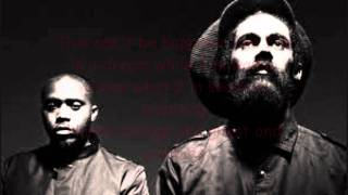 Road To Zion   Damien Marley Ft. Nas (Lyrics)