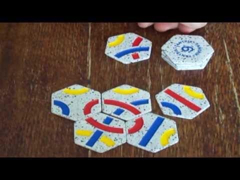Tantrix discovery - solitaire puzzle set