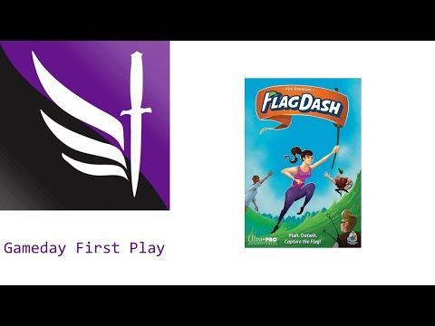 Gameday First Play - Flag Dash