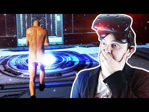 ГОЛЫЙ МУЖИК И НЛО - PROTOCOL VR ( HTC Vive )