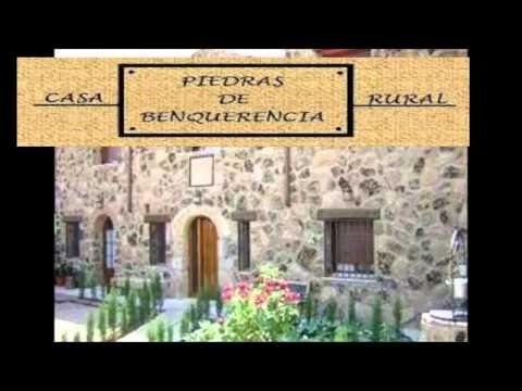Casa rural piedras de benquerencia (promo)