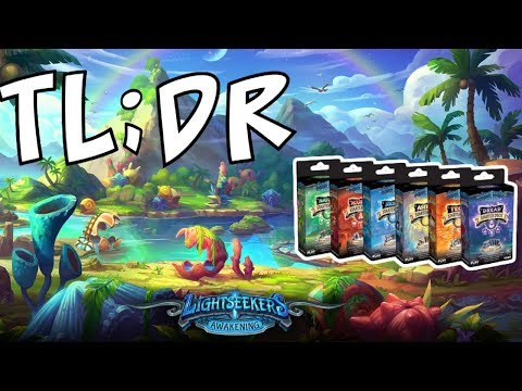 Is This The Future Of Trading Card Games? | LightSeekers TCG