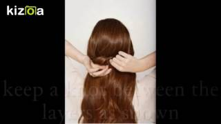 Simple Knotted Hairstyles