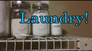 Laundry Supplies Organization - Project Simplicity