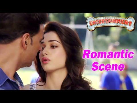 Akshay Kumar Romancing With Tamannaah- Romantic Scenes   Entertainment   Hindi Film (видео)