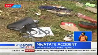 Mwatate Accident: 2 die after a bus roll several times