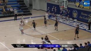 Goblin Basketball vs Shiloh