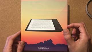 Kobo Forma sleep cover mod