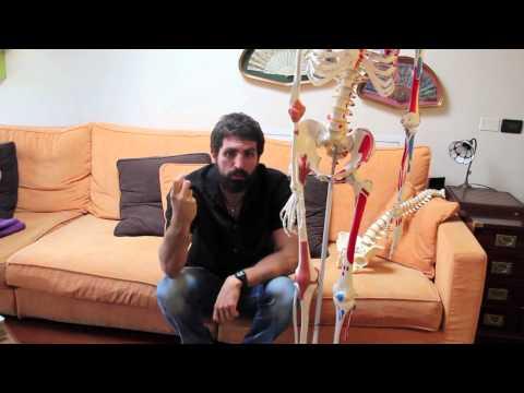 Quota per la protesi di ginocchio