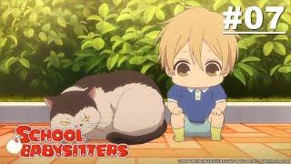School Babysitters (Gakuen Babysitters) - Episode 07 [English Sub]
