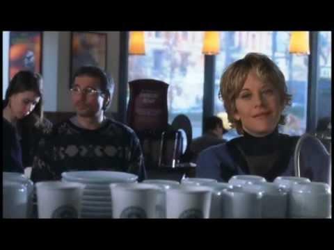 You've Got Mail-Starbucks scene