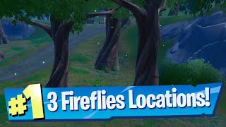 Collect 5 Fireflies from Weeping Woods Location - Fortnite Battle Royale