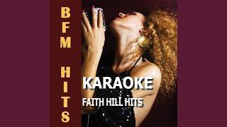 Mississippi Girl (Originally Performed by Faith Hill) (Karaoke Version)