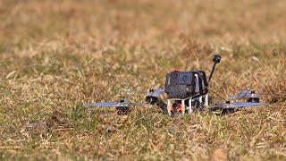 RAW FPV DRONE LONG RANGE FLIGHT   TBS CROSSFIRE & RAPIDFIRE