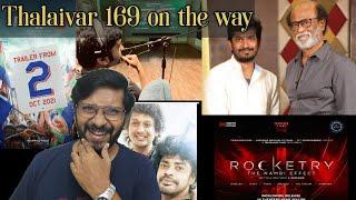 Thalaivar 169 update - மாஸாக வெளிவர இருக்கும் ரஜினி 169 திரைப்படத்தின் அறிவிப்பு | Rajinikanth