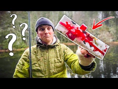 Jule-fiskekonkurrence med KanalGratis