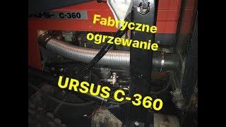 Montaż Fabrycznego Ogrzewania Kabiny W Ursusie C 360 |GoPro Vlog Prezentacja|