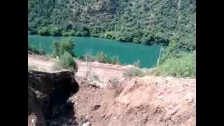 preview picture of video 'ASCM.du 25au28 JUIN 2012.Bin-el-Ouidane (Beni-Mellal+AFourèr+Cascades d'Ouzoud.)prt2'