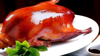 How To Make Crispy Roast Duck | Peking Duck Recipe | 脆皮北京烤鸭的做法