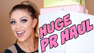 HUGE PR HAUL | HOLIDAY COLLECTIONS & MORE | Madison Miller