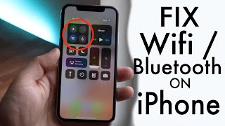 FIX Wifi Or Bluetooth Not Working iPhone! (2020)
