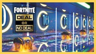 Fortnite Creative Deal or No Deal AKA Take Swiftors Money!