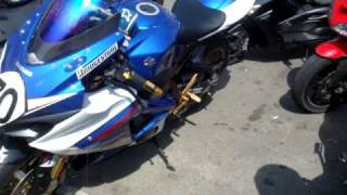 GSXR - 20,000 USD  for shocks and brakes?
