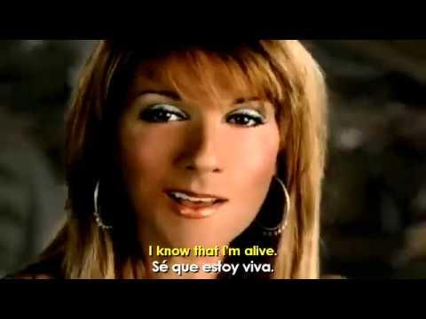 Celine Dion - I'm Alive (Letra Traducida)